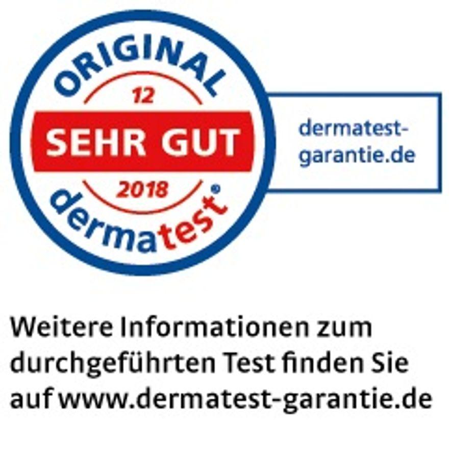 Dermatologisch getestet Pflegeprodukte