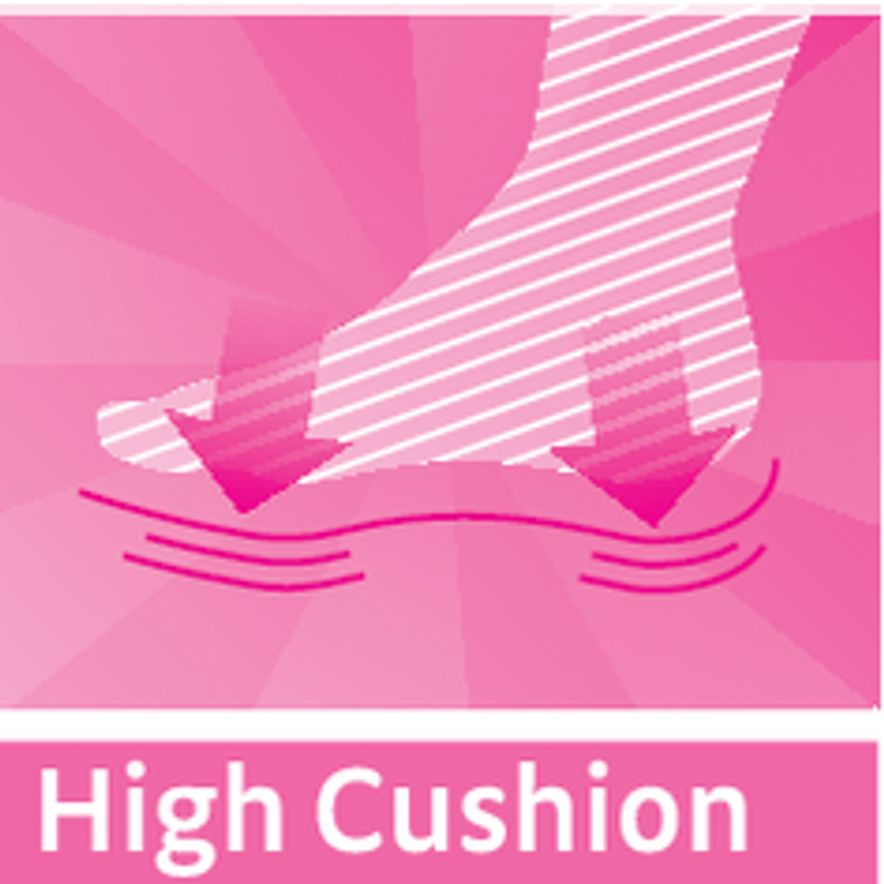 High Cushioning